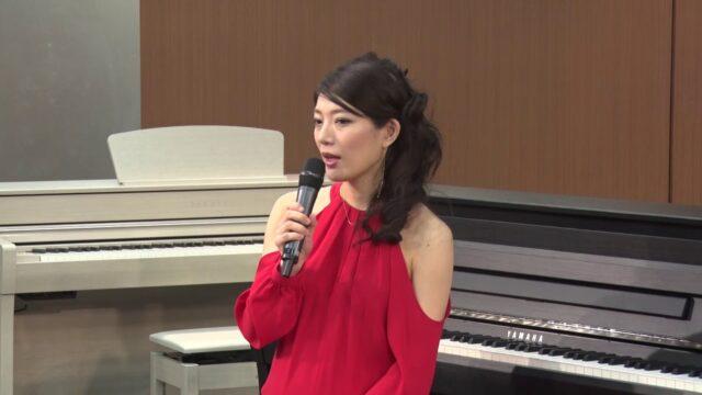 プレゼンテーション「ヤマハ 電子ピアノ Clavinova「CLP-700シリー...」